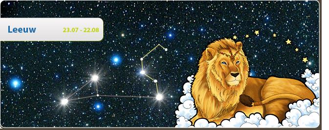 Leeuw - Gratis horoscoop van 3 april 2020 paragnosten uit Anderlecht